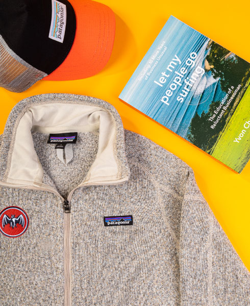 Embroider Your Logo On Patagonia