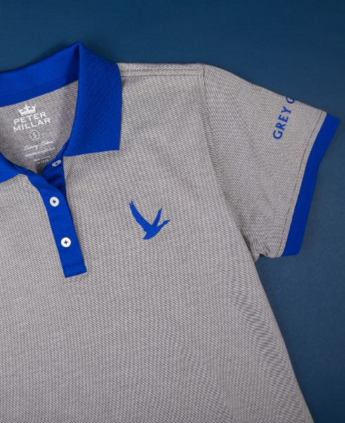 Embroider Your Logo On Peter Millar Golf Apparel
