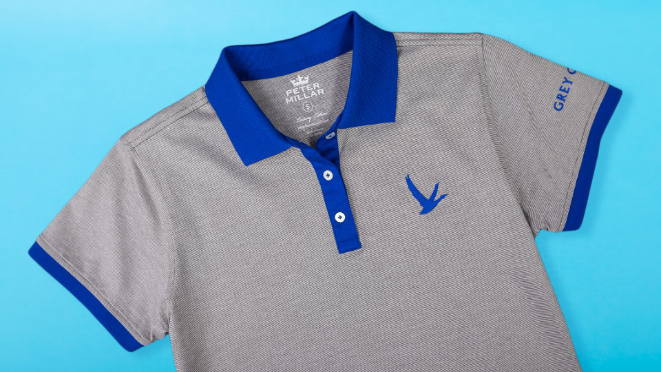 Embroider Your Company Logo On Golf Shirts