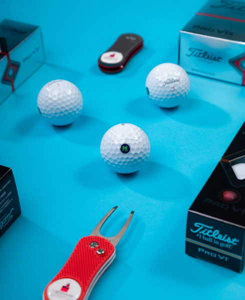Customize Your Logo On Golf And Sporting Goods