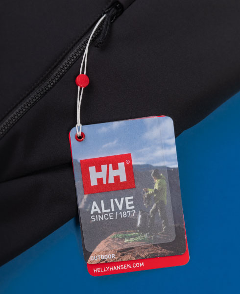 Customize Your Logo On Helly Hansen Workwear