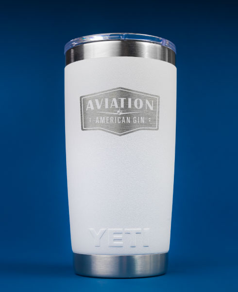 Engrave Your Company Logo On YETI Drinkware