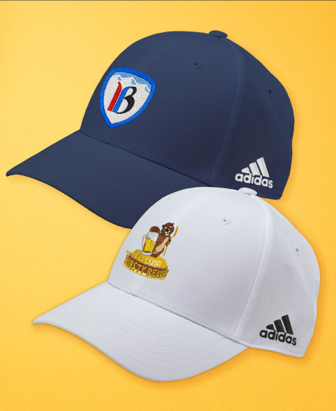 Embroider Your Company Logo On Adidas Apparel And Accessories