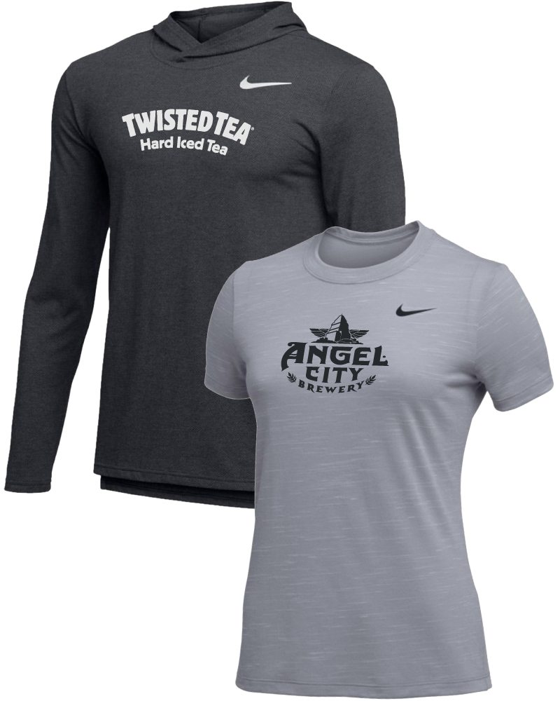 Customize Your Logo On Nike Apparel