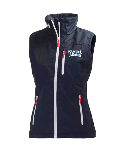 Customize Your Logo On Helly Hansen Vests