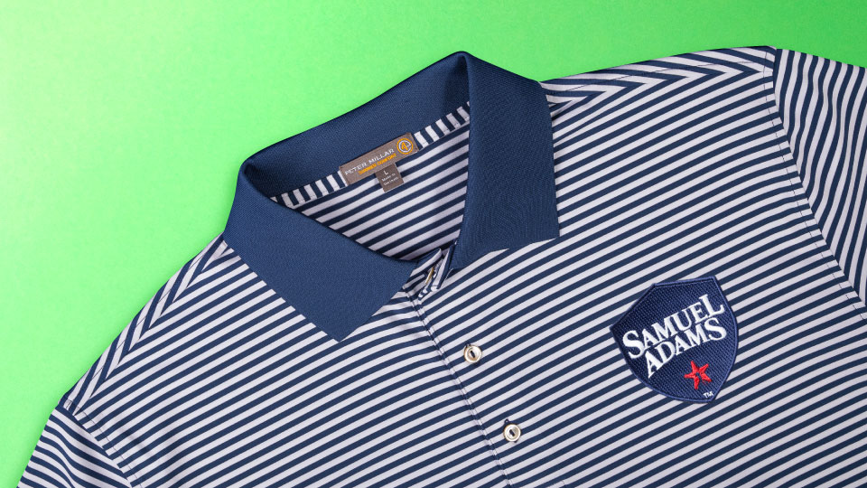Embroider Your Logo On Custom Golf Shirts