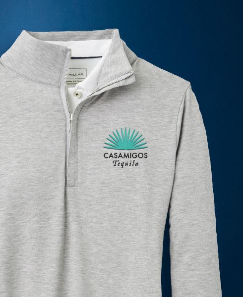Customize Your Logo On Peter Millar Golf Apparel