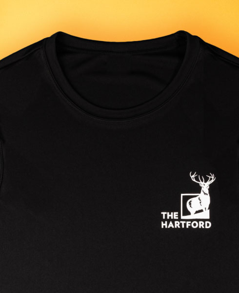 Add Your Company Logo To Custom Tees