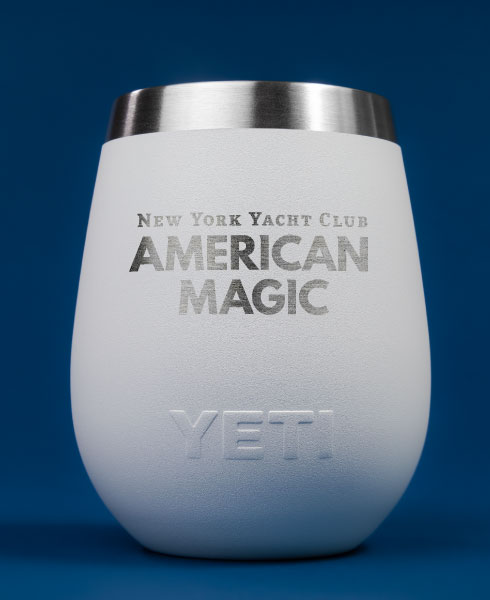 Custom Tumblers Engraved With Your Company Logo