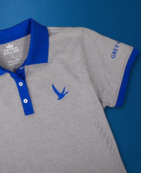 Branded Polo Shirts With Logo