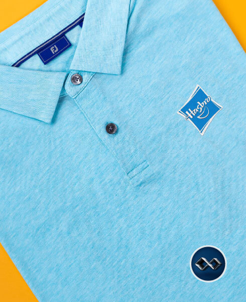 Custom Embroidered Polo Shirts by Corporate Gear