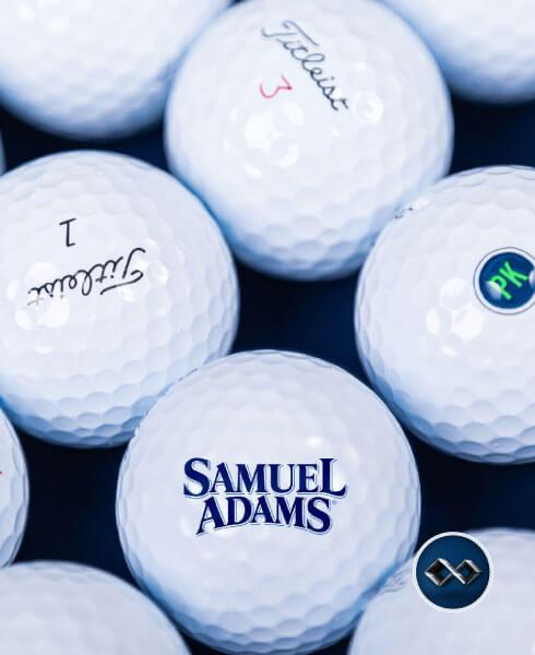 Custom Golf Balls, Branded Golf Balls, Custom Printed Golf Balls, Custom Logo Golf Balls, & Custom Titleist Golf Balls