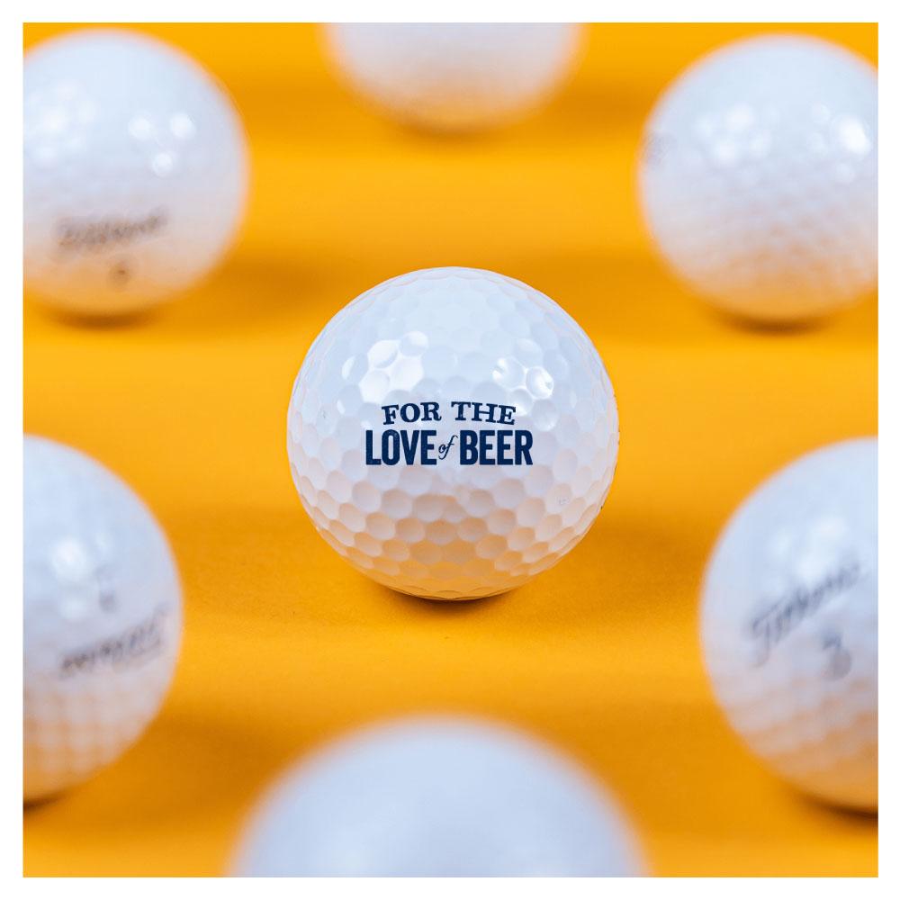 Company Golf Balls