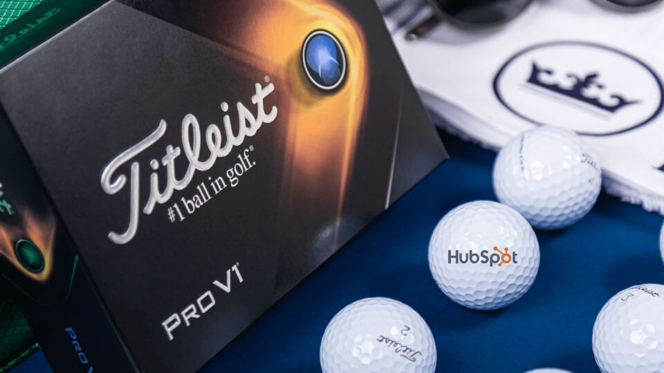 Personalized Golf Balls That Get Your Brand Noticed