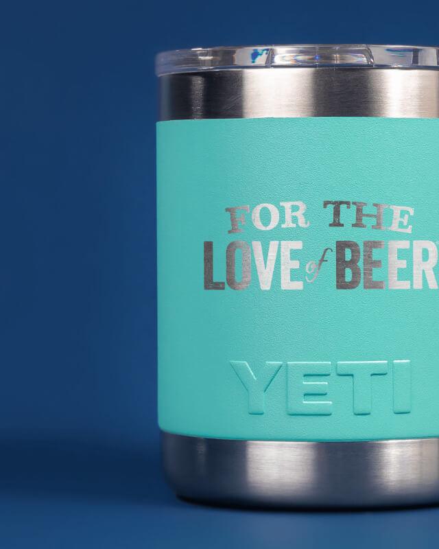 Custom YETI Cups By Corporate Gear