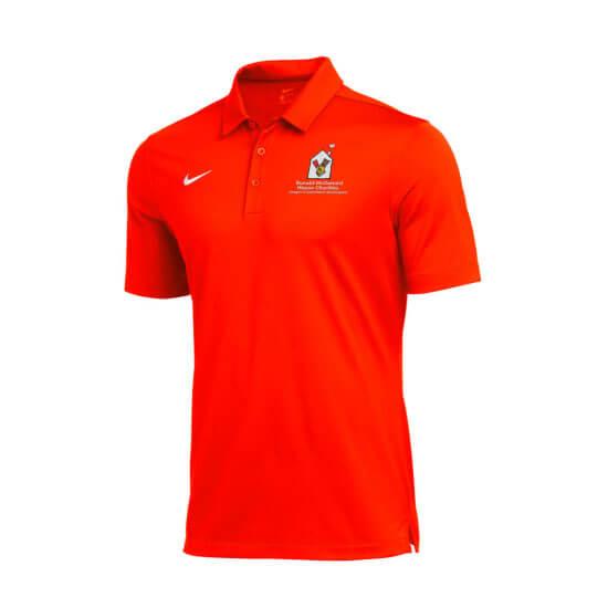 Men's Custom Polos and Nike Golf Shirts