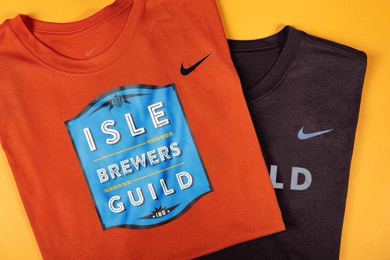 Custom Nike DriFIT Shirts