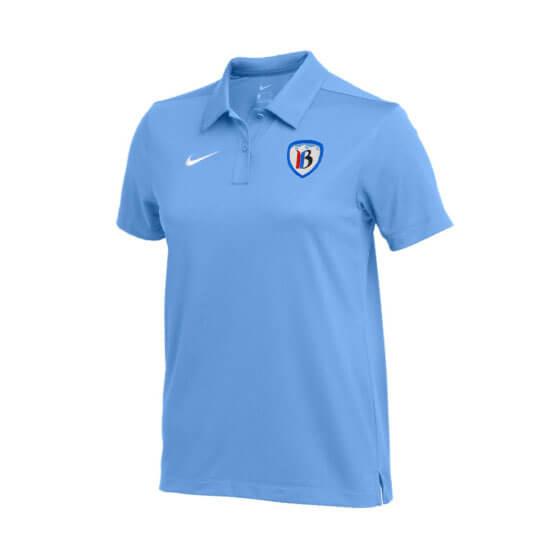 Women's Custom Polos and Nike Golf Shirts
