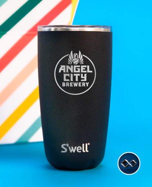 Swell Bottles and Personalized Drinkware