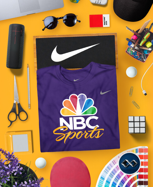 Custom Nike Dri Fit Shirts